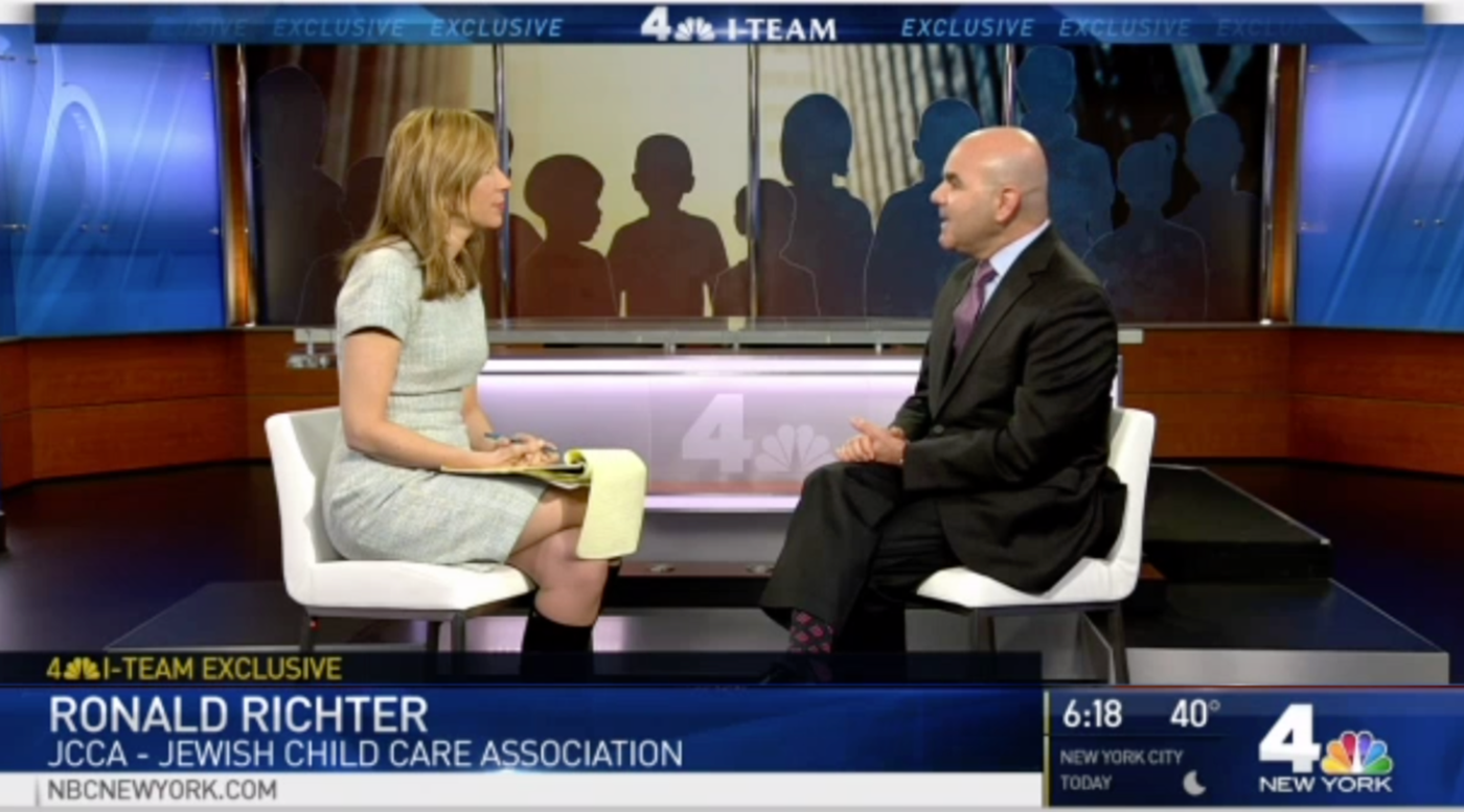 JCCA CEO Ronald Richter Featured on NBC 4