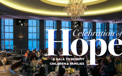 Thank you! Our Celebration of Hope gala was a terrific success.